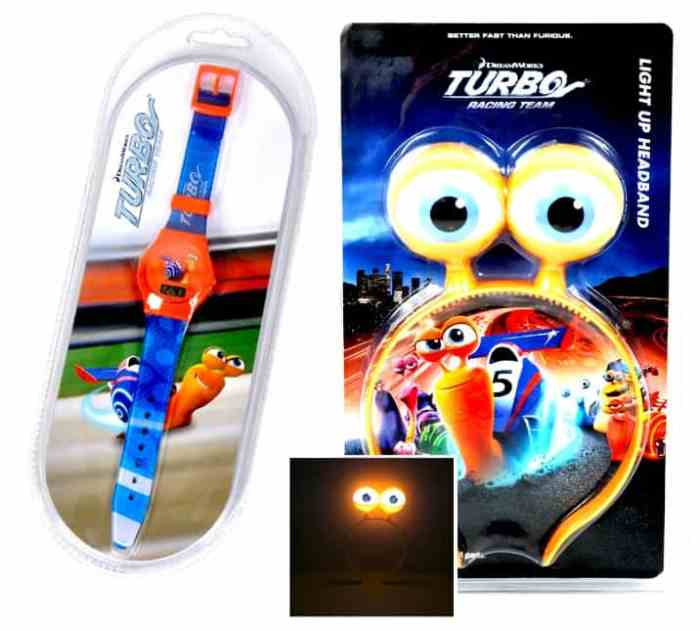 TURBO Movie Prize Pack