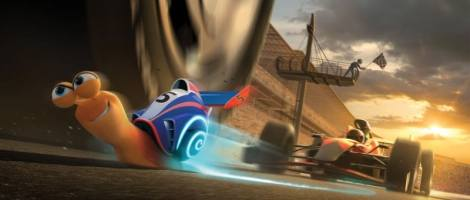 Turbo Movie in 3D hits theaters July 17