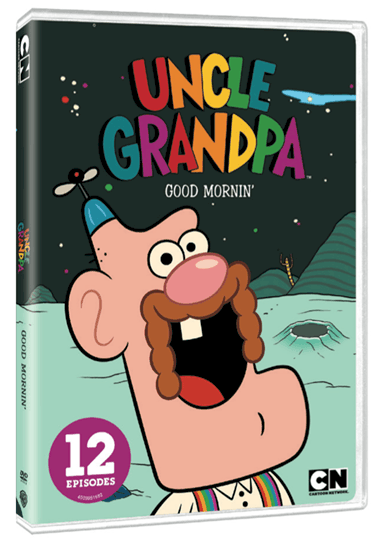 Uncle Grandpa Good Mornin'