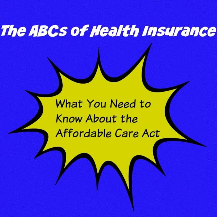 United Healthcare ABCs of Health Insurance