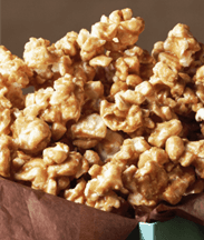 Vanilla Caramel Corn Crunch Recipe