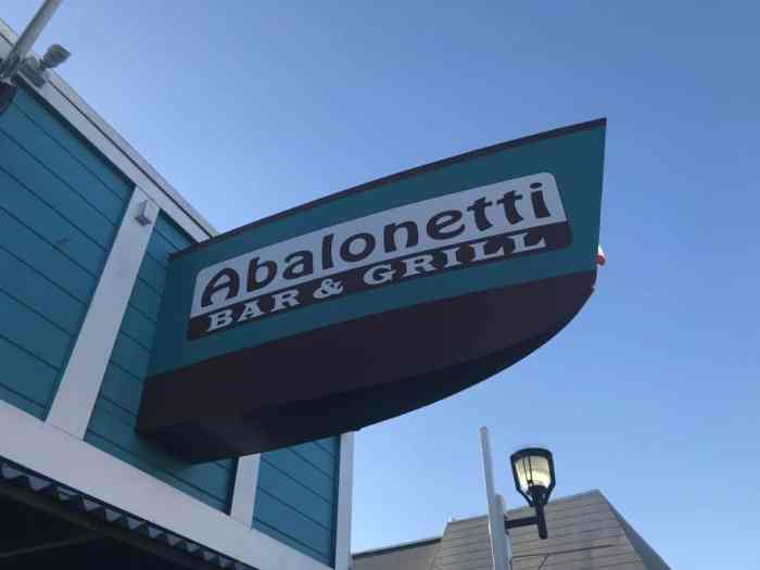 abalonetti bar and grill