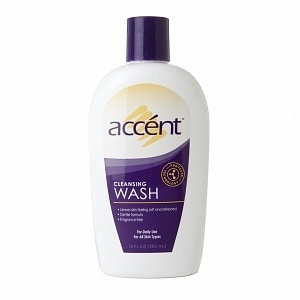 accént cleansing wash