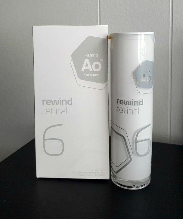 ao skin care rewind retinal bottle