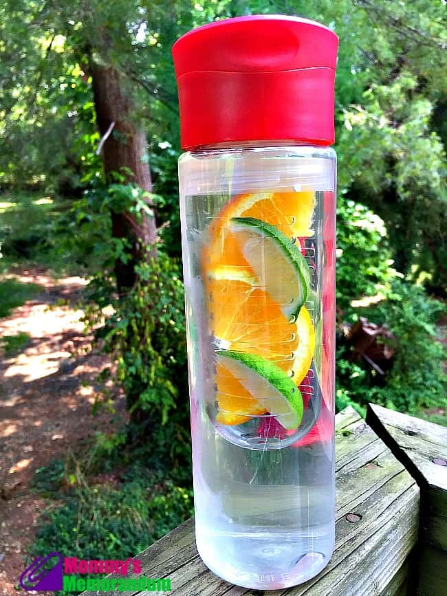 aquadelight water infuser bottle