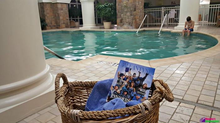 ballantyne hotel pool