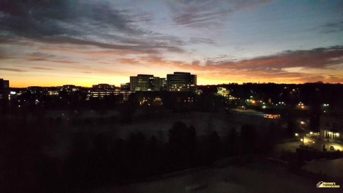 ballantyne hotel sunrise