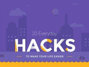 20 Everyday Life Hacks to Keep Life Rolling