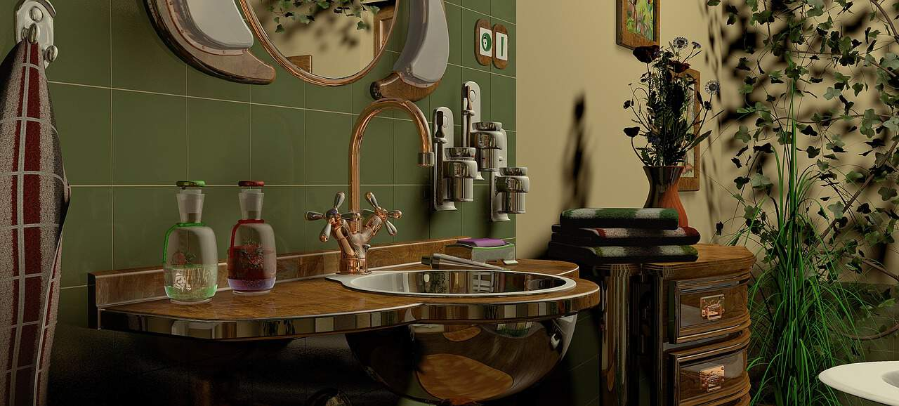 Tiled Tastes - Taking Interior Design Trends to Your Bathroom