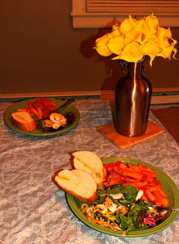 bertolli ready to mangia