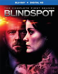 blindspot season 1 on bluray