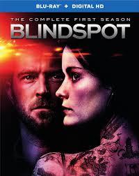 blindspot season 1 on bluray