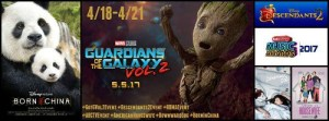Follow Me to Los Angeles April 18-21 for the #GotGVol2Event
