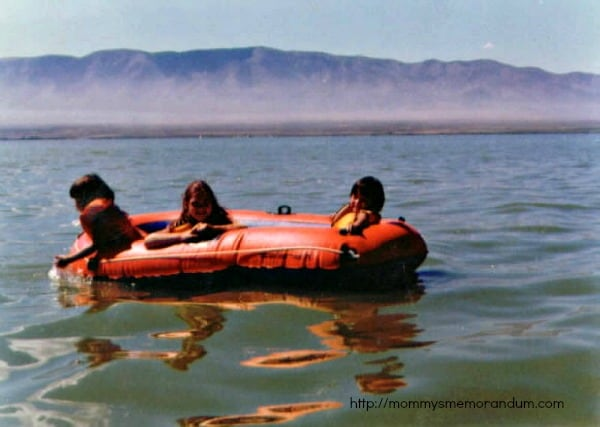 boating inflatable boat