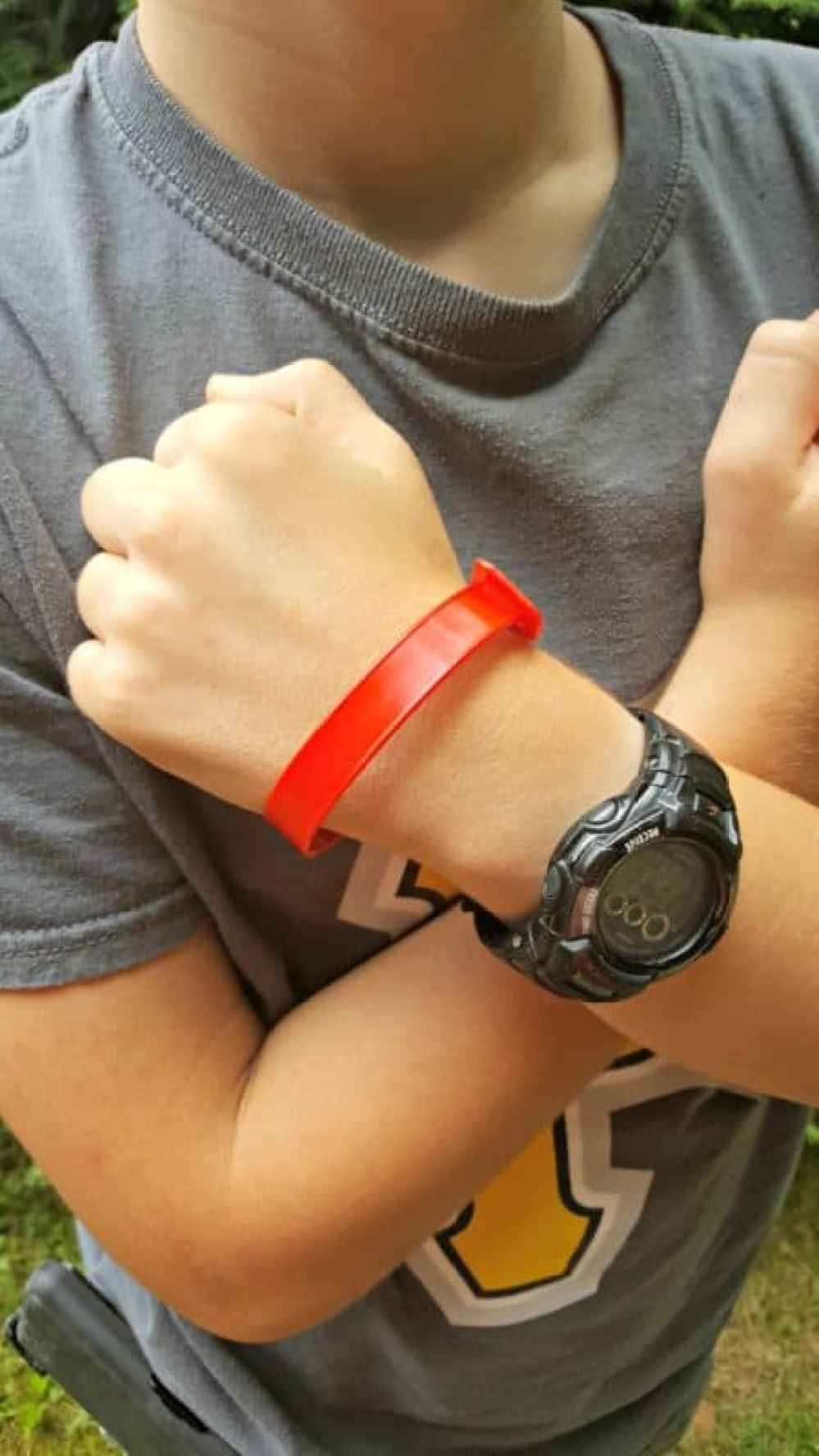bugband wrist insect repellent