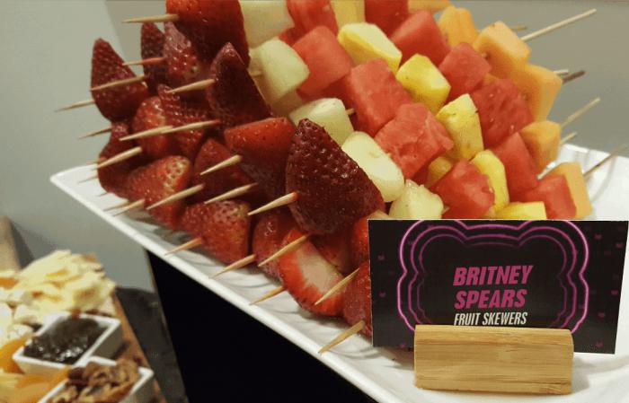 britney spears rdma snack idea