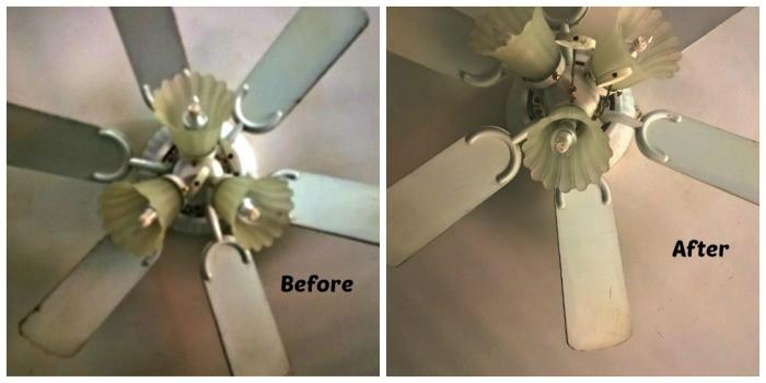 ceiling fan collage