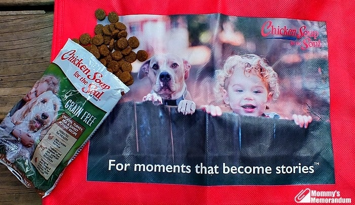 chicken soup for the soul dog food for moments that become stories