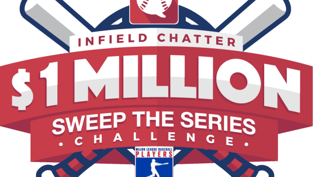 Download Infield Chatter for Your Chance to Win $1,000,000
