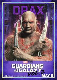drax poster