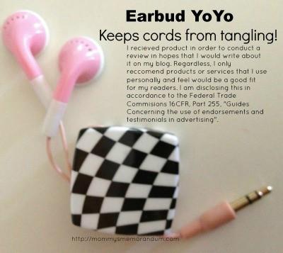 earbud yoyo