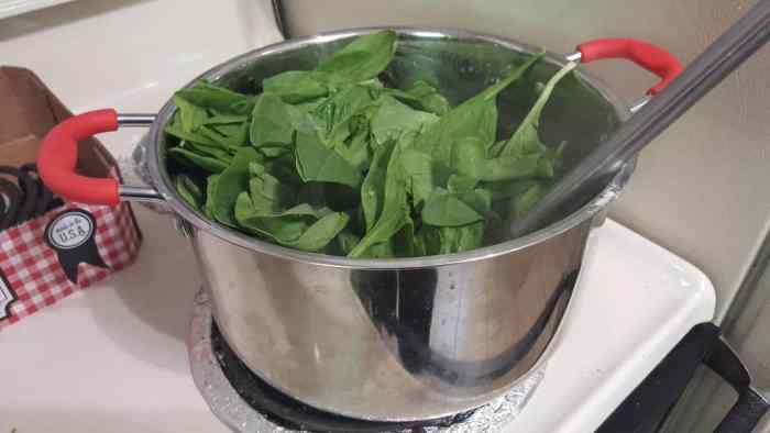 easiest cheesiest tortellini bake recipe add spinach