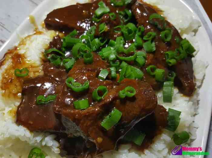 easy instant pot mongolian beef recipe over rice