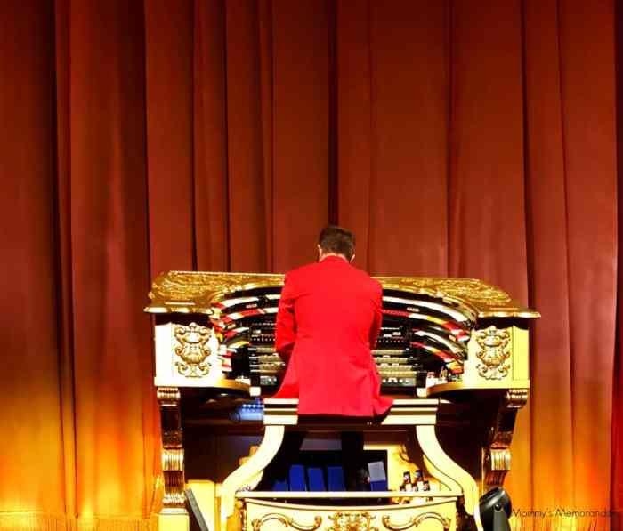 el capitan theatre organ playing
