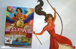 Elena and the Secret of Avalor on DVD PLUS FREE Printable Princess Elena Activities!