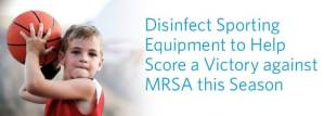 Protect Your Active Kids from MRSA #ad