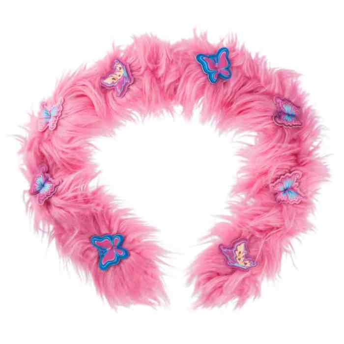 fancy nancy butterfly boa