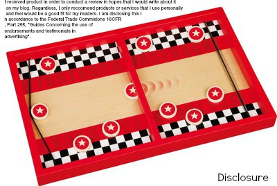 fasttrack ftc disclosure fastrack board game from blue orange online toy stores