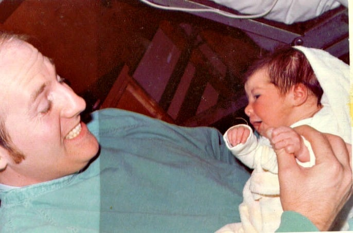 fathers and daughters dad with laurie