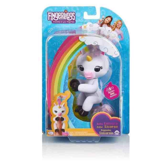 fingerlings gigi the unicorn
