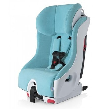 Clek Foonf Convertible Car Seat – Capri White