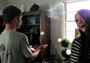 Froggy's Fog Fobbles Bubble Fogger Machine Review