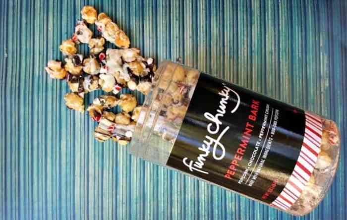 funkychunky peppermint bark