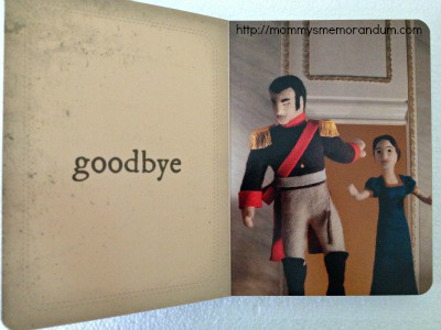war and peace cozy classics goodbye