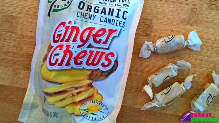 goorganic ginger chews