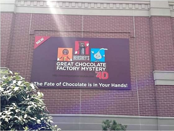 great chocolate factory mystery