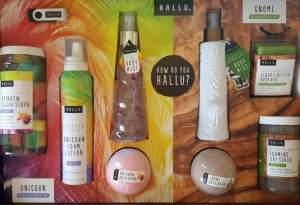 Treat Yourself to an Enchanted Escape with Hallu Bath and Body Collections