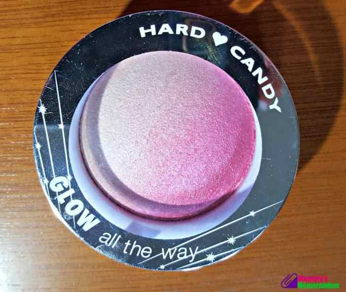 Hard Candy Makeup glow all the way ombre blush