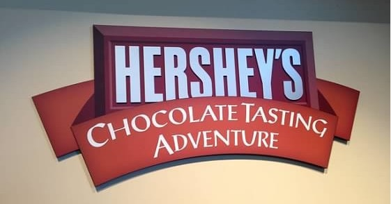 hershey chocolate tasting