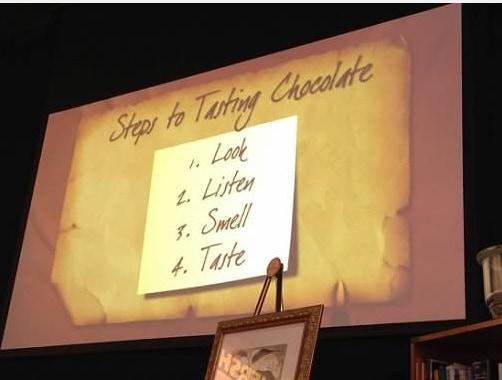 hershey chocolate tasting10