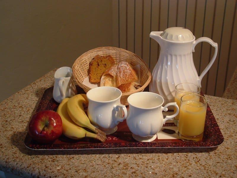 hofsas house breakfast