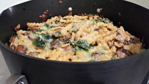 Home Chef Marsala Mushroom Gemelli Bake #Recipe