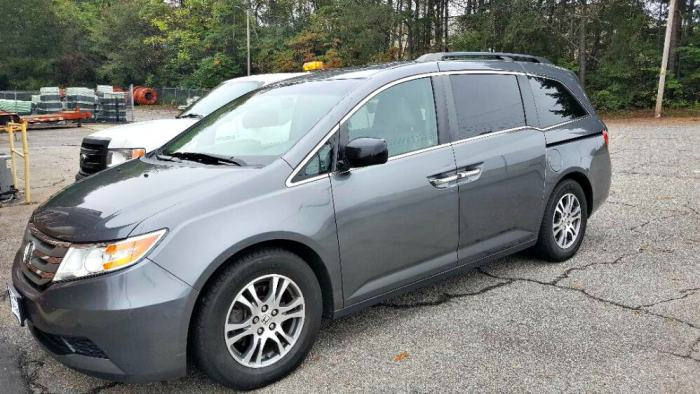 honda odyssey puts mean green auto and garage to the test