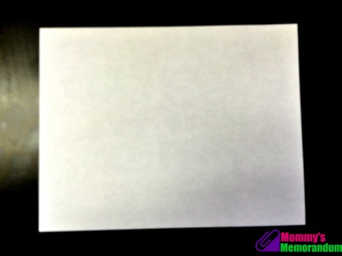 how to make wolverine claws 8.5x11 paper