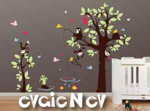EvgieNev Wall Decals are Just What Your Wall Needs #EvgieNEV #WallDecals