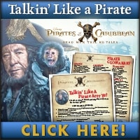 Pirates Of The Caribbean Dead Men Tell No Tales NEW! Activity